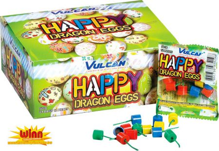 5018 petard happy dragon eggs winn laviemoinschere