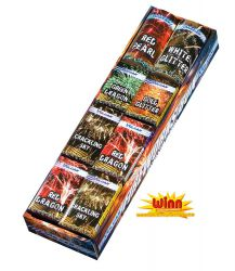 5047 fireworks box assortiment fontaines feux artifice winn
