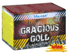 feux artifice gracious gold winn