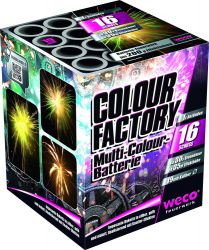 338010 48 colour factory weco
